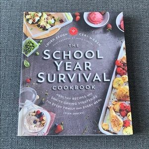 School Year Cookbook